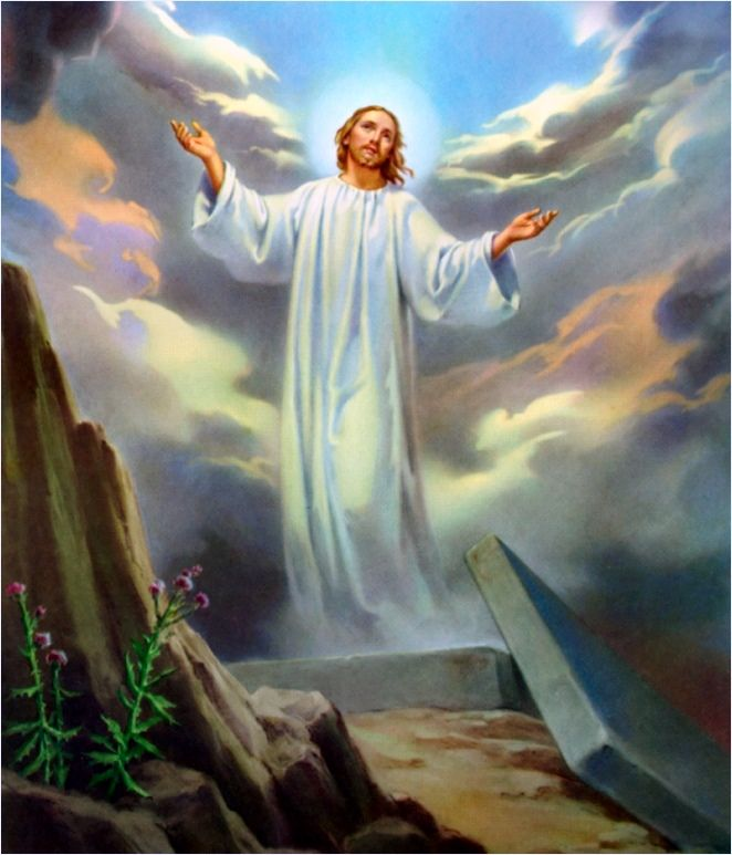 jesus our spiritual foundation What was the primary title that jesus used to describe himself during his earthly let us make man in our image which is your spiritual service of worship.